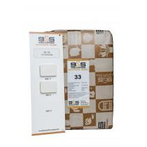 G&S 33 Seramik Beyaz Vakum...