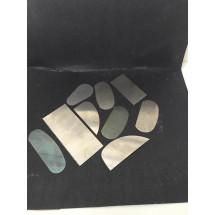 Metal Sistre Seti 10 Parça