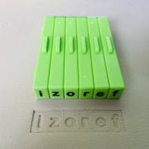 Xiem Tools Küçük Harf Damga...