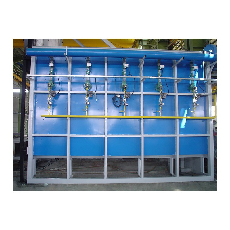 SERAMİK ELYAF MODÜL ( Z-BLOK) 1430 C 190 kg/m3  300X300X300mm