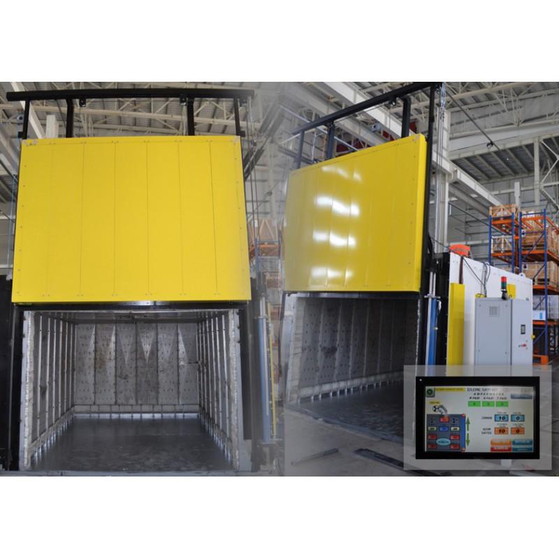 SERAMİK ELYAF MODÜL (Z-BLOK) 1260 C 600X300X300mm