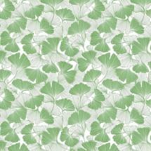 Sır Altı Dekal Leaf Gingko...