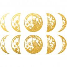 Sır Üstü Dekal Gold Moon...
