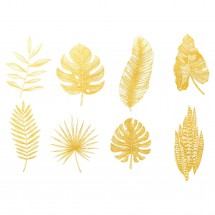 Sır Üstü Dekal Gold Leaf 1...