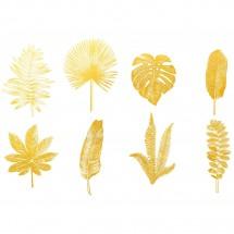 Sır Üstü Dekal Gold Leaf 2...