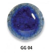 GG 04 Königsblau Cam Granül...