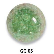 GG 05 Lindgrün Cam Granül...