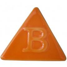 9872 Botz Stoneware Orange...