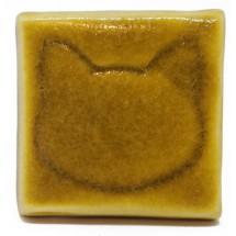 1025 - Honey Cat Seramik...