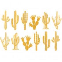 Sır Altı Dekal Altın Cactus...