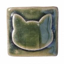 2010 - Amazon Cat Stoneware...