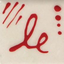 SG-403 Designer Liner Red...