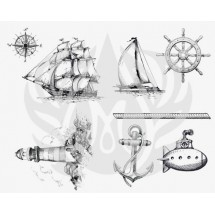 DSS-100 Nautical Mayco...