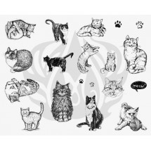 DSS-120 Cats Mayco Designer...
