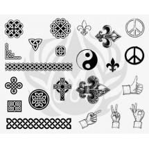 DSS-123 Symbols Mayco...